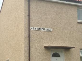 KeirHardie Crescent, Kilwinning
