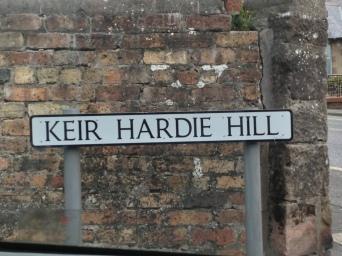 Keir Hardie Hill, Cumnock