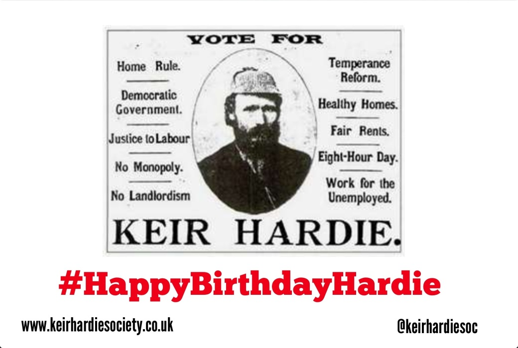 Print off this #HappyBirthdayHardie Birthday Card and send us your pictures